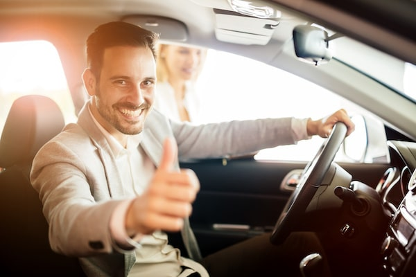 Angst vorm Autofahren verlieren - 5 Hürden